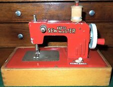 Vintage 1940's-1950's Child's KAYanEE Sew Master Sewing Machine, Made in Germany