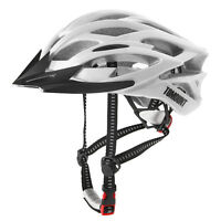 Safety Bike Head Protect Road Adult Bike Helmet Mountain Bicycle Cycling White
