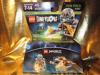Ninjago Zane & NinjaCopter LEGO Set 45 pcs NEW 71217