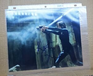Kate Beckinsale signed 8x10 photo Original autograph