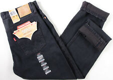 Levi's 501 CT faded black Selvedge jeans-27x32-NEW-distressed vintage denim-$168
