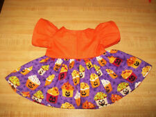 """FROG FROGS FROGGIE WENT A COURTING DRESS for  16-17/"""" CPK Cabbage Patch Kids"""