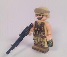 Lego ww2 Army Modern Combat Custom Support Brickarms Made With Real LEGO(R)