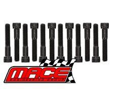 SET OF 12 MACE REUSABLE ROCKER BOLTS HOLDEN ECOTEC L36 L67 SUPERCHARGED 3.8L V6