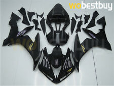 Glossy Black Injection ABS Body Kit Fairing Fit for YAMAHA 2004-2006 YZF R1 p32