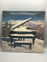 "SUPERTRAMP ""Even In The Quietest Moments"" Vinyl Album LP 1977 A&M SP 4634 Plus"