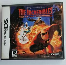 New listing The Incredibles: Rise of the Underminer (Nintendo Ds, 2005)