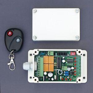 Generator Engine Auto Start Control Battery Monitor Function Wireless Start-Stop