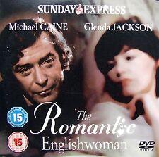DVD Sunday Express Promo THE ROMANTIC ENGLISHWOMAN Michael Caine Glenda Jackson
