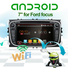 "AUTORADIO 7"" Doppel 2 DIN+3G+WIFI+GPS+Quad Core+HD CAR+DVD+USB+SD+RDS For Ford"