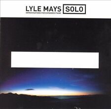 1 CENT CD Solo: Improvisations For Expanded Piano - Lyle Mays