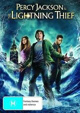Percy Jackson And The Lightning Thief : NEW DVD