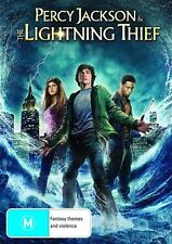 Percy Jackson And The Lightning Thief (DVD, 2010) VGC Pre-owned (D91)