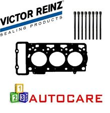 Victor Reinz Cylinder Head Gasket + 8 Bolts For Smart 0.6 599cc