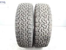 215/70/16 BF Goodrich Part Worn Tyres 9.5mm Of Tread Matching Pair