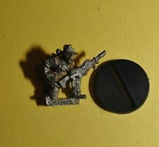 WARHAMMER 40k-Guardia Imperiale, COLONNELLO Schaeffer'S LAST chancher # LE DITA
