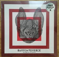 Narrow Terence – Rumble-O-Rama LP 2017 France + Download Still Sealed