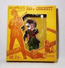 RARE 1955 Walt Disney Official DAVY CROCKETT Doll by Fortune Toy Leather Dolls