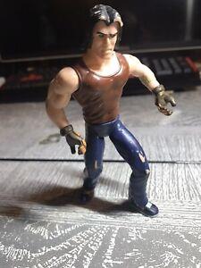 2003 Mirage Studios TMNT Casey Jones Action Figure Teenage Mutant Ninja Turtles