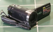 Sony Handycam HDR-CX160 High Definition Camcorder Midnight blue