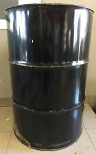Metallfass 200L Ölfass Stahlfass Spundfass NEU schwarz UN-Zulassung