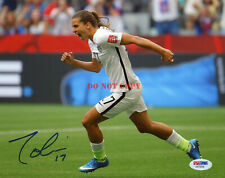 Tobin Heath Signed 8X10 USA Womens Soccer Photo Auto Autograph USWNT reprint