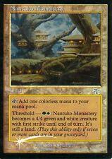 Nantuko Monastery FOIL   pl   Judgment   Magic MTG