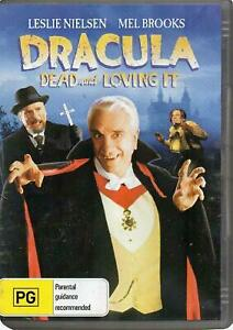 Dracula Dead And Loving It (Leslie Nielsen) (DVD) UK Compatible - sealed