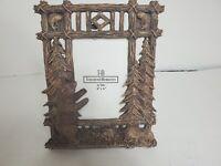 Beautiful Treasured Memories Metal Photo Frame 4X6