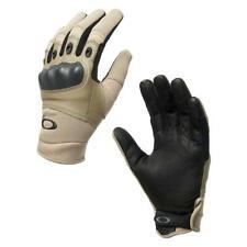 OAKLEY SI Standard Issue Factory Pilot Assault Men's Tactical Knuckle Gloves Med