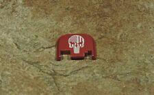For Glock Red Slide Back Plate American Flag Punisher Gen 1-4