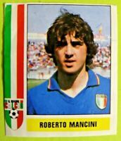 ROBERTO MANCINI,SAMPDORIA-N.339-IL GRANDE CALCIO VALLARDI- FIGURINA STICKER -NEW