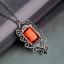 MORTAL INSTRUMENTS SHADOWHUNTERS ISABELLE LIGHTWOOD PENDANT NECKLACE