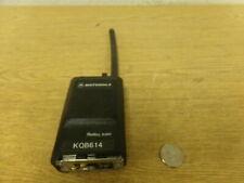 Motorola H43Rfu7120Bv Radius P200 Walkie Talkie Two Way Radio