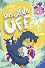 Das wilde Uff, Band 2: Das wilde Uff fährt in den Urlaub  HC - Das wilde Uf ...