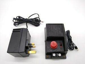 Hornby R965 Train Controller & Transformer - Mint Condition (Unused)