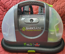 New ListingUsed Bissell Barkbath Portable Dog Bath & Grooming System 1844A No Nozzle Attach