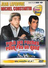 DVD ZONE 2--PLEIN LES POCHES POUR PAS UN ROND--LEFEBVRE/CONSTANTIN/DAERT