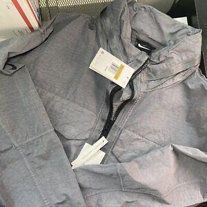 Nike NSW Tech Pack Jacket 'Tech Grey' - BV4430-021 - Size: Mens 4XL