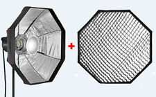 Jinbei BD-60cm Silver Folding Beauty Dish Softbox With Grid for Jinbei , Bowens