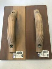 "Marshalltown 12 x 5"" Wood Float - 2 Pack"