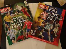 Don Balon magazine Specials Copa America Venezuela 2007 & South Africa World Cup
