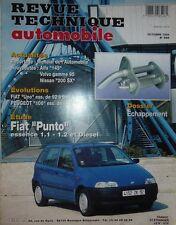 NEUF Revue technique FIAT PUNTO essence 1.1 1.2 et DIESEL RTA 566 1994 UNO + 106