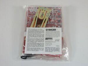 Monogram Tom Daniel Stinger 1/24 Model Kit #2809 - Complete