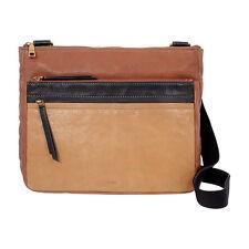 Fossil Corey Ladies Large Leather Crossbody Handbag ZB6883