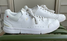New listing On Women's Sz 8 The Roger Centre Court White Lace Up Tennis Shoes $189.99