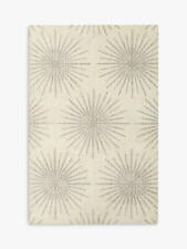 John Lewis Pottery Barn Firework Rug in Taupe and Grey 244cm x 155cm