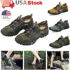 Mens Walking Water Shoes Barefoot Quick-Dry Aqua Beach Swim Water Hiking Shoes
