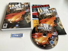 Driver Parallel Lines - PC - FR - Avec Notice