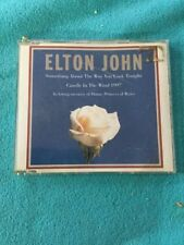 Single-CD Elton John - Something About The Way You Look Tonight (1997)